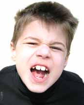 Tantrums are a normal part of most children's development, but Autism and Asperger's syndrome can increase their frequency and severity.