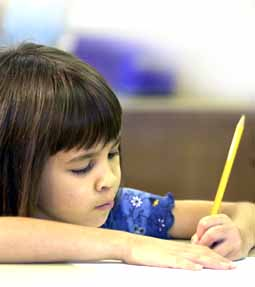 Dysgraphia can be co-morbid with Autism Spectrum Disorders such as Aspergers and Autism